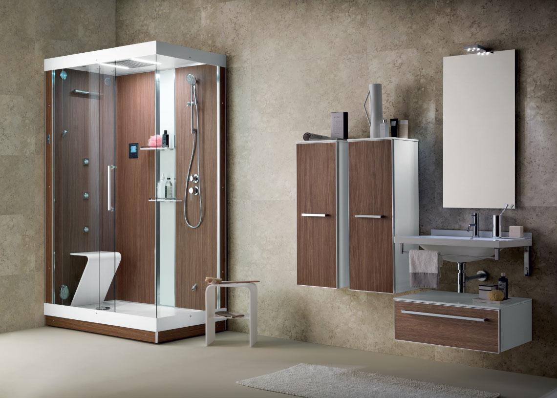 Vasca da bagno jacuzzi idee di doccia idromassaggio jacuzzi con